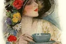 Time For Tea / ♥ Lovely ideas for a Tea Party  ♥ / by Dinah Roberts