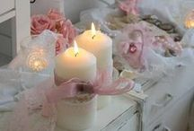 Pretty Candles & Accessories / by Dinah Roberts