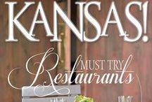 KANSAS! Food / by KANSAS! Magazine