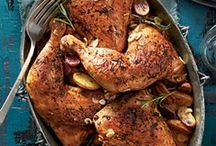 Chicken in the Kitchen / We've chosen some of our favorite chicken recipes to share with you all so that you can start cooking with Springer Mountain Farms right away!
