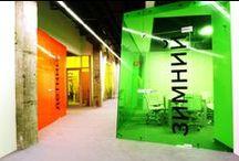 Espace bureau - Salle de réunion