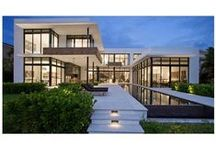 Dream Home / beautiful architecture of homes / by Kalpana Sri