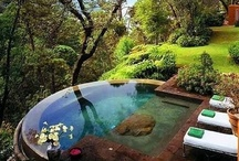My idea of a dream home  / my kind of places, dream on.....