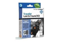 Traveler | Lost & Found Kit / Perfect for frequent flyers, study abroad students, day trippers, hikers, fisherman, or adventurer.