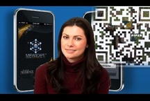 What is a QR Code? / A Quick Response code is just like a UPC bar code but two-dimensional.