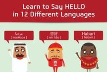 All About Language / This board is all about language learning, language tips, fun facts and much more!