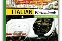 Learn a Language with our Phrasebooks / Our language phrasebooks comprise of 25 categories covering a diverse array of situations such as travelling, making friends, cultural tips to business and emergencies. The phrasebook also includes alphabet, numbers, and basic phrases plus a dictionary of more than 350 essential words.