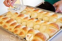 Bread / by Ecko Ellen Stein
