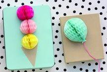 cadeautjes & mooie verpakkingen / presents & beautiful packaging / Leuk ingepakte cadeautjes, zou ik zelf ook wel willen krijgen!