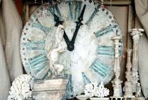vintage clocks