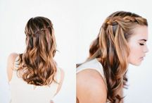 kapsels / hairstyles