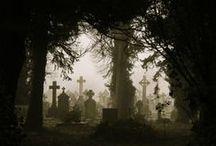 {Where Spirits Sleep} / by Christina James
