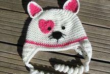 Crochet Hats / by Jean Brittingham