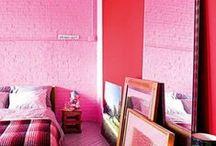 Déco - Couleur rose