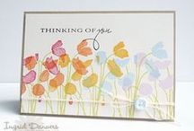 Cards: Sympathy/Get Well/Thinking of You / by Terri G