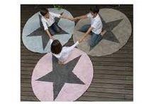 Projet - *Dehan* / chambre enfants / Aménagement et décoration d'une chambre pour enfants, de style contemporain et DIY
