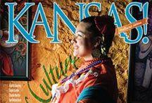 KANSAS! Heritage & Culture / by KANSAS! Magazine