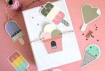 cadeau labels | gift tags