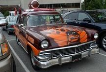 Hokies Auto / We have everything you could possibly need for your Virginia Tech automobile!  If you have awesome Hokie ride pictures you would like added, please email receiving@campusemporium.com. / by Campus Emporium