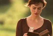 {Jane Austen } / by Christina James