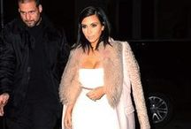 kardashian style / the best kardashian fashion from kim, khloe and kourtney all in one place / by Wonderwall.com