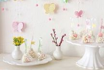 Easter DIY, Decorations & Ideas / Bright, colorful, cool, funny, stylish, all DIY for Easter.