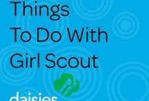 girl scouts / girl scouting ideas... daisies and up