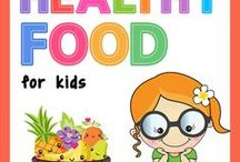 Healthy Food For Kids / Healthy & Creative Food Ideas for Kids :)