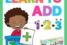 Learn Addition / Children can have lots of fun while they learn addition.  Laugh Along and Learn Pinterest, 'Learn addition board' has been filled with lots of ideas to help.