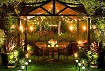 outdoor sanctuary / by Lindy