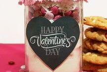 Valentine's Day Party Ideas / Valentine's day party, decorating, craft and gift ideas.