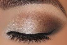 Eye Shadow / by Christiana Mitchum