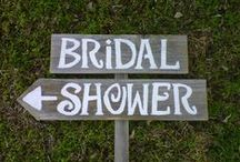 Bridal Shower - Diane's Board