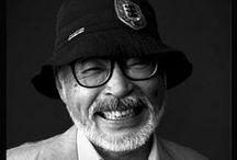 Hayao Miyazaki / by Mari Lena ღ