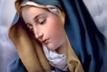"""Mother Mary / """"Prayer is powerful beyond limits when we turn to the Immaculata who is queen even of God's heart."""" ~St. Maximilian Kolbe  / by ✿⊱╮Pòòrnïma D'Sòûza"""