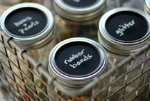 collect it :: mason jars / by Becky | Clean Mama
