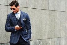 Style File for Men / For those who know how to dress and those that want to learn. / by Lisa Delane - Tigerlily Skye PR
