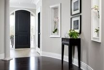 How To Create a Grand Entrance / by Benjamin Moore