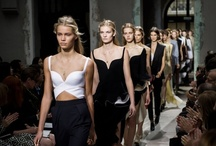 Runway: Spring 2013 Paris Fashion Week / The looks I found intriguing from the Paris runways. / by Máirín Jen
