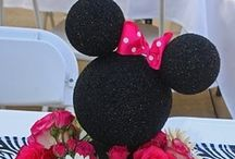 Party theme - Mickey / by Svetlana Kuperman