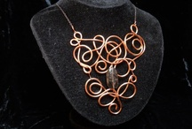 Jewelry  Design - Wire and Beads / by Kathleen Lawless