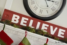 celebrate :: christmas / by Becky   Clean Mama