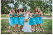 Bridesmaids & Groomsmen / by Southern Bride & Groom