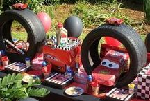 Party theme - Cars Pixar / by Svetlana Kuperman