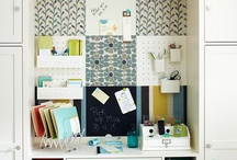 organize :: command centers / by Becky | Clean Mama