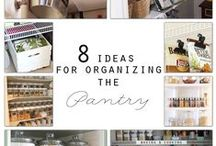 organize :: pantry / by Becky | Clean Mama