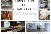 organize :: kitchen / by Becky | Clean Mama