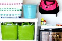 organize :: systems & general / by Becky | Clean Mama