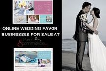 Online Wedding Boutiques / The wedding industry is thriving and wedding websites are simply the best home business ideas.  Check out the online businesses for sale from Pure-Ecommerce and the industry statistics.