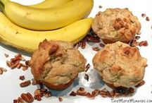 Breakfast on the go! / Quick and easy or make ahead breakfast ideas.